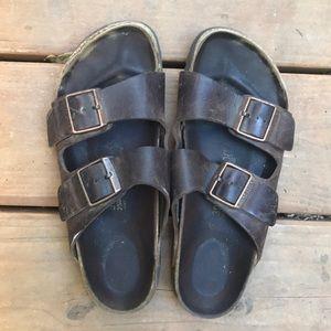 Classic Birkenstock's sandals